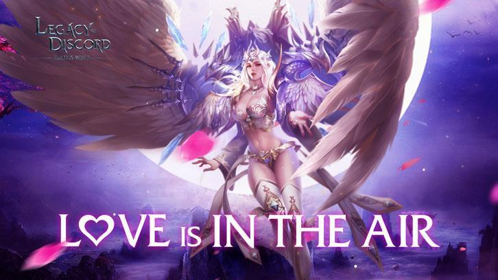 Legacy of Discord: Battle for Love this Valentine's Day!