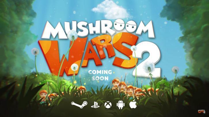 Mushroom Wars 2 Won Best Multiplayer Game at Casual Connect Asia