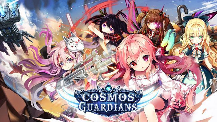 R2 Games Announces Soft-Launch for Cosmos Guardians