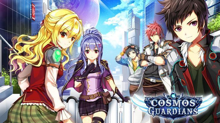 Cosmos Guardians: Newbie Pack Giveaway