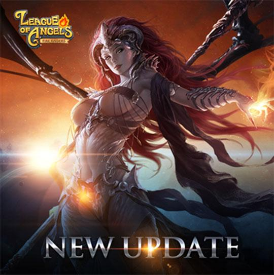 Recruit Aurora Blade to Your Team in League of Angels: Fire Raiders