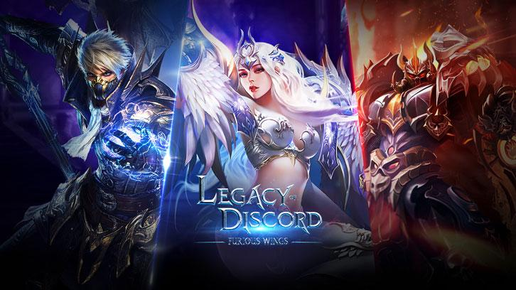 Legacy of Discord: Furious Wings Concludes Closed Beta and Enters Soft Launch