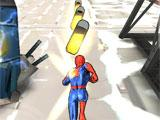 Spider-Man Unlimited starting off a mission