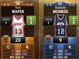 Team Roster in CBS Sports Franchise Basketball