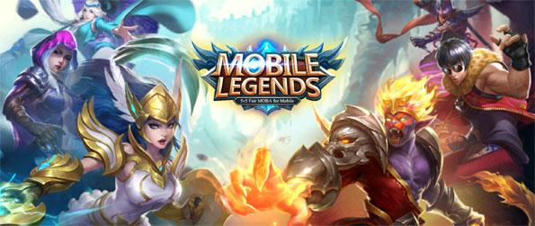 Mobile Legends - Immerse yourself in this phenomenal MOBA game that you can enjoy in the comfort of your mobile device.