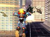 Sky Combat in ExZeus2