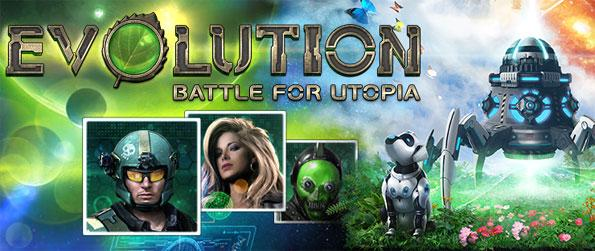 Evolution: Battle for Utopia - Use your skills to survive in a far away world where many deadly creatures lurk.