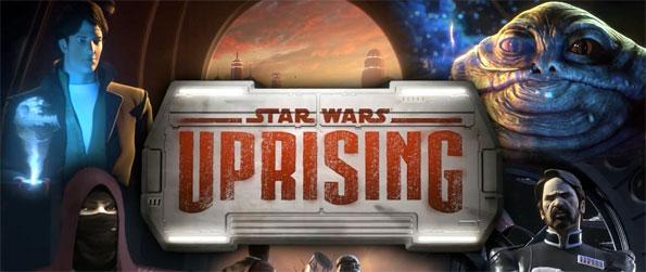 Star Wars: Uprising - Into all this you plunge as a young up and coming smuggler, are you ready to live by wits and inspire a generation?