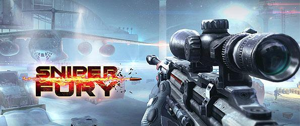 Sniper Fury - Sniper Fury wastes no time in bringing players to the frantic missions as the game quickly launches you towards your sniping duties.