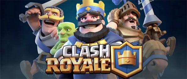 Clash Royale - Immerse yourself in this highly addictive game and obliterate your opponents with your superior skills.