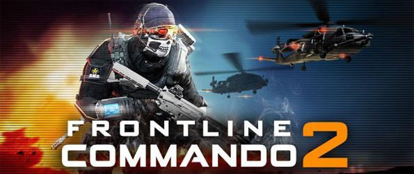 Frontline Commando 2 - Take out anyone who stands in your path in this high intensity shooter game that's sure to impress.
