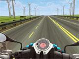 Traffic Rider riding around