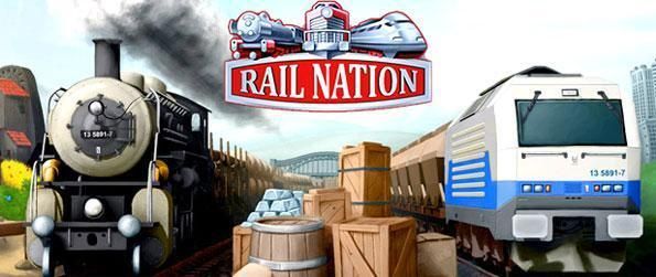 Rail Nation - Manage a railway company and turn your small business into an empire.