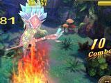 Taichi Panda Heroes: Finishing with Combos
