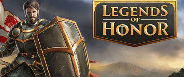 Legends of Honor - Build your own formidable castle and develop your city in Legends of Honor!