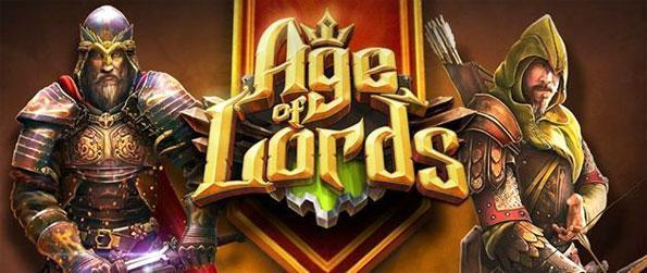 Age of Lord: Legends & Rebels - Build a strong and powerful kingdom and conquer other people's lands in this exciting MMO strategy game, Age of Lord!