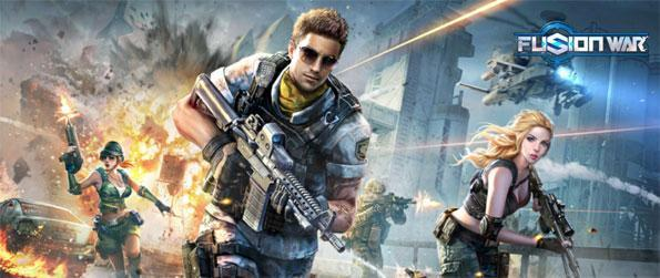 Fusion War - Play this extremely immersive shooter game and participate in fast-paced missions.