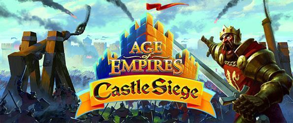 Age of Empires: Castle Siege  - Raise an army, defend your holdings, and crush your foes in Age of Empires: Castle Siege.