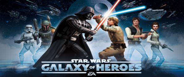 Star Wars™: Galaxy of Heroes -  Become the master of the galaxy, and use the Force to conquer your opponents and top the leaderboards!