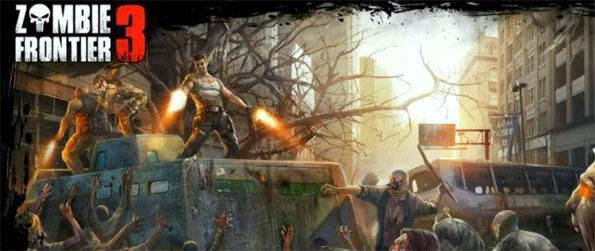 Zombie Frontier 3 - Shoot the zombies and survive the biggest apocalypse in Zombie Frontier 3.