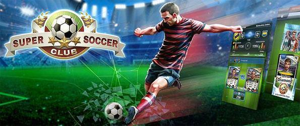 Super Soccer Club - Score goals, beat your rivals, and win tournaments to become a celebrated team manager!