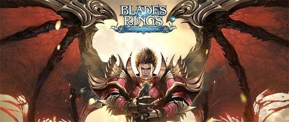 Blades and Rings - The demons have risen from the depths of hell and only by reuniting all the 27 powerful Rings will the world once again know peace.