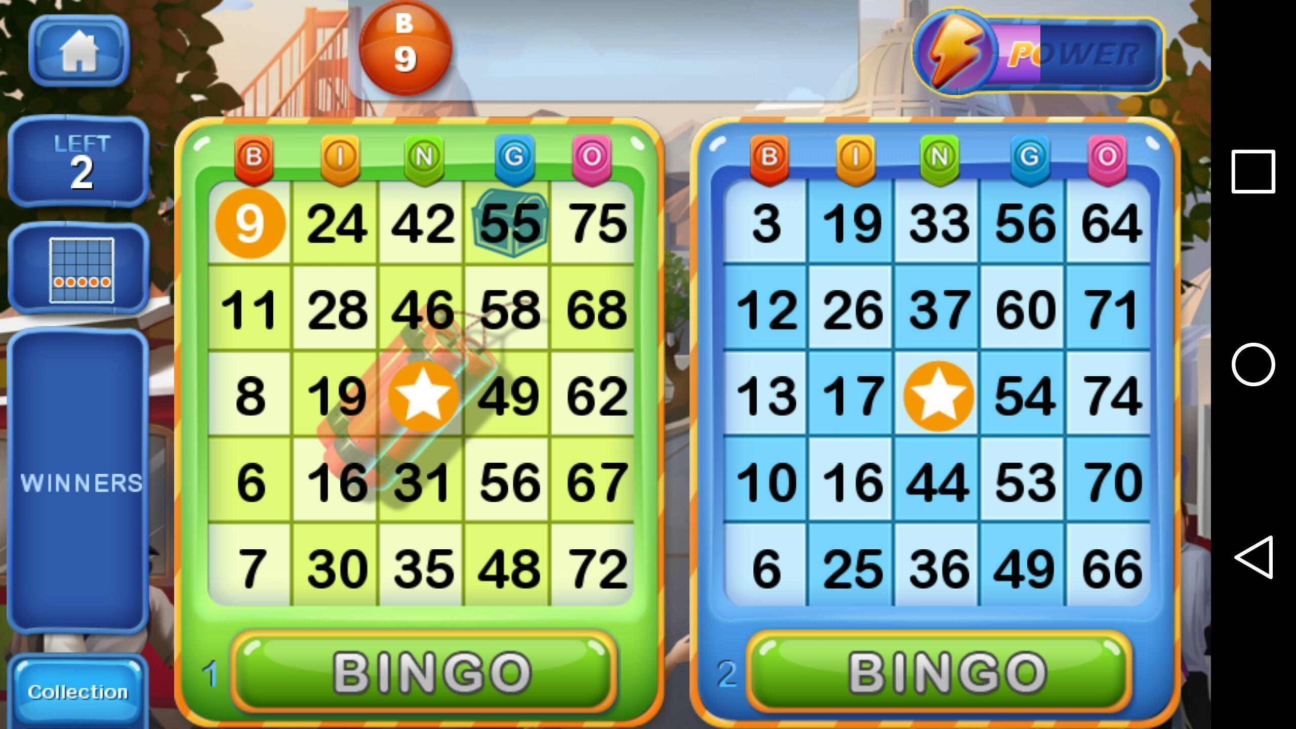 play free game of bingo online