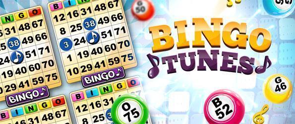 Bingo Tunes - Enjoy a new Bingo experience with fun twists in a brilliant new game.