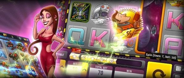 Slot In - Juega un juego de tragamonedas emocionantes en Facebook.