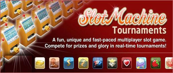 Slot Machine Tournaments - Disfrute de torneos en vivo, jugar para ganar grandes premios y utilizar sus propulsores para reclamar el trofeo.