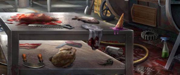 The Grim Butcher - Warehouse - Scene 1