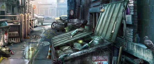 The Dockyard Killer - Backstreet - Scene 4
