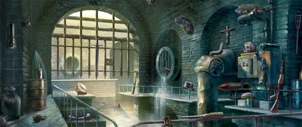 A Russian Case - Sewers - Scene 3
