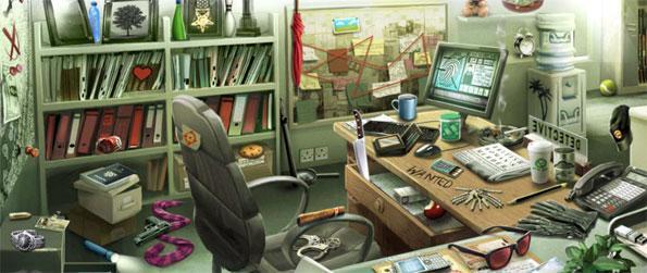Good Cop Dead Cop - Ed's Desk - Scene 5