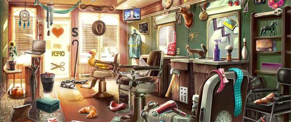Under the Knife - Barbershop - Scene 2