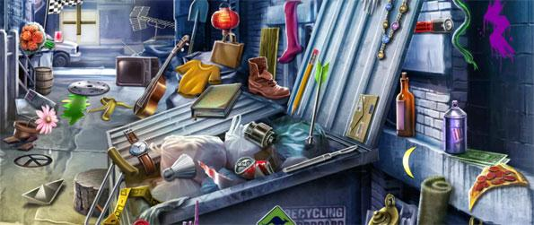 Under the Knife - Garbage Bin - Scene 3