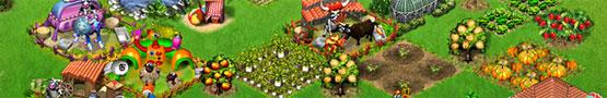 Giochi di Fattoria Gratis - Browser Farm Games