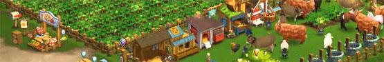 Farm Games za Darmo - Farmville vs Farmville 2