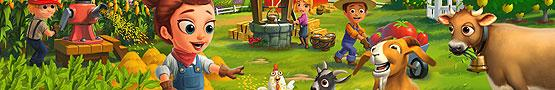 Farm Games Free - Collaborative Farming Games