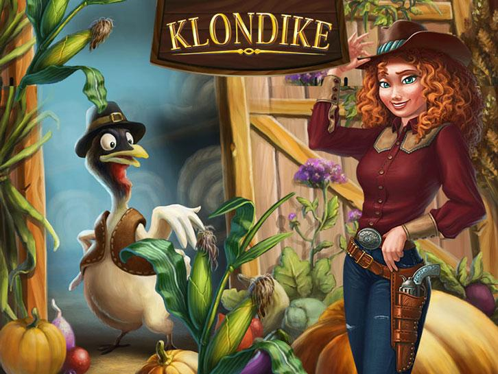 Klondike: Catch the Turkey!