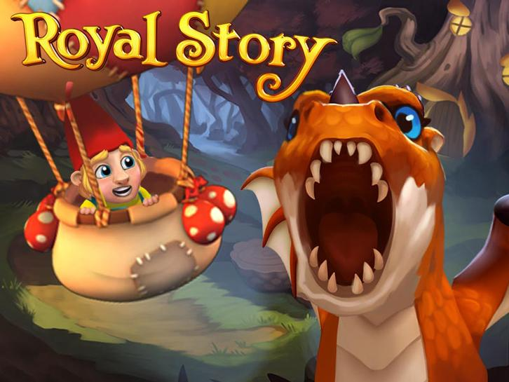 Hop into Max's Exciting Adventure in Royal Story