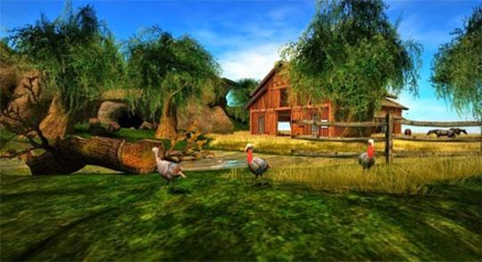 Second Life Farm