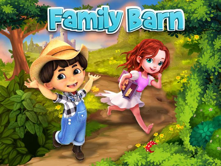 Experience the Jungle Fever in Family Barn