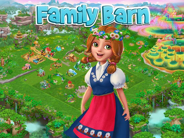 Family Barn: Welcome to the Land of Hope!