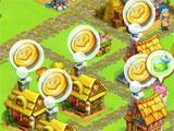Magic Country Fairytale Farm: huts