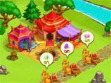 the Caravan in Magic Country Fairytale Farm