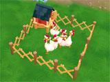 Barn Story Hen Coop
