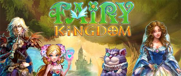 Fairy Kingdom: World of Magic - Enjoy this awesome game that flawlessly mixes together the best things about farming and city building games.