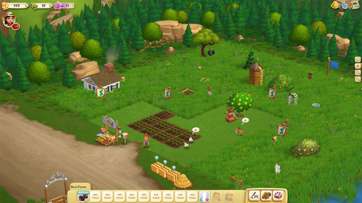 Free Farms Games Online