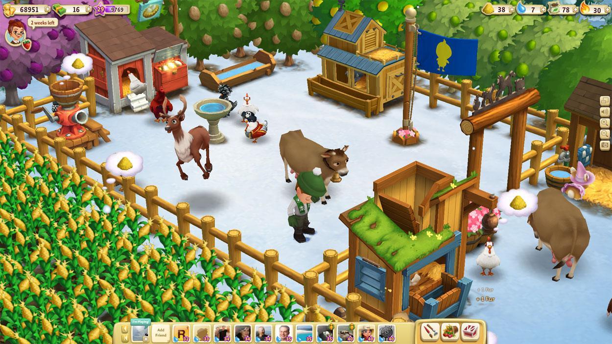 Farmville dating